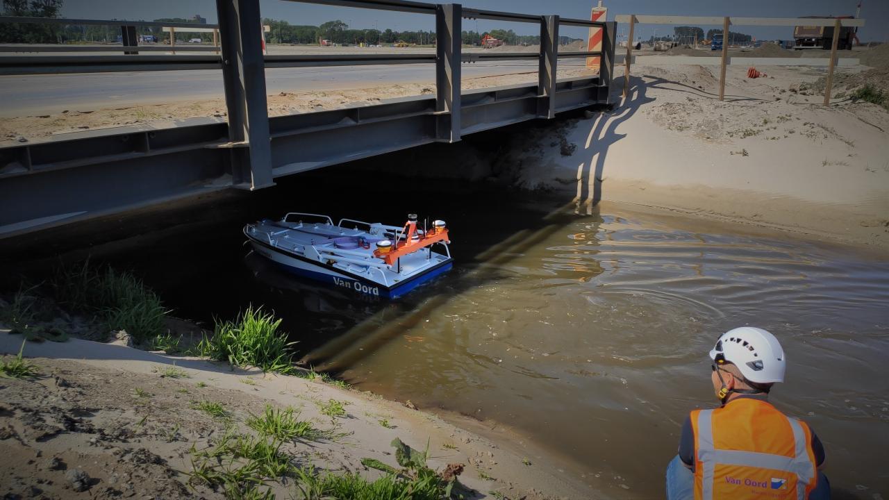 Vox Metiri, Van Oord's autonomous vessel
