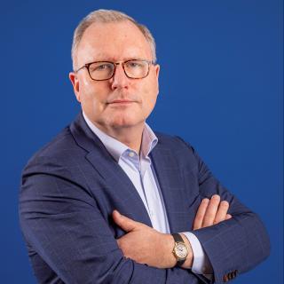 Arnoud Kuis Managing Director Offshore Wind Van Oord