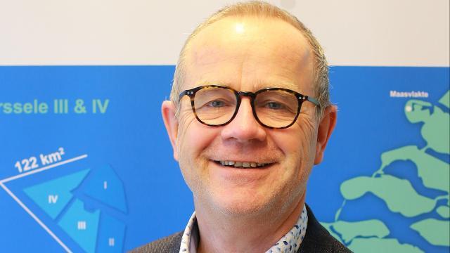 Roeland Borsboom, Project Director Blauwwind
